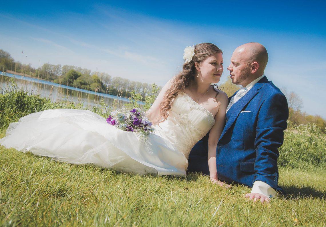 Bruiloft Claire en Ivan: Trouwreportage in Natuurpark Lelystad