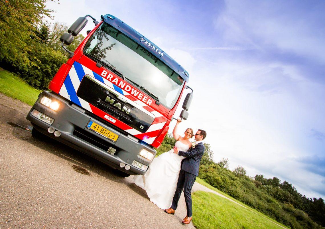 Bruiloftreportage in het Eksternest van Almere